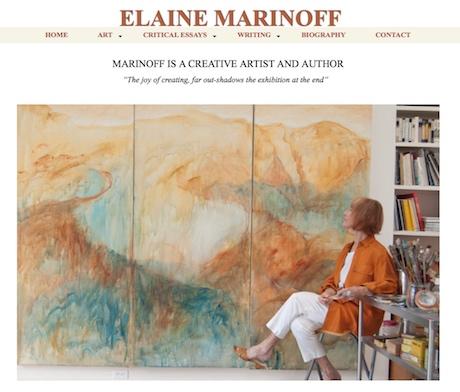 Elain Marinoff - Web design & SEO