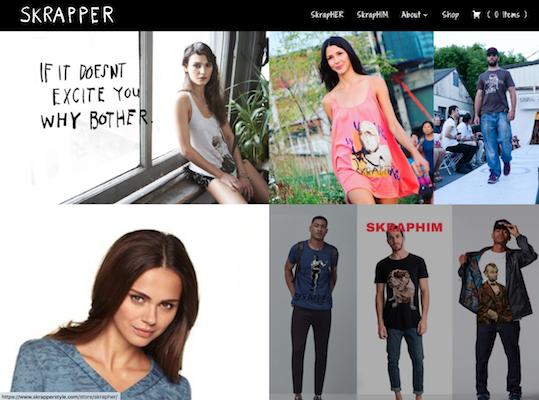 Skrapper Style - Web design & SEO