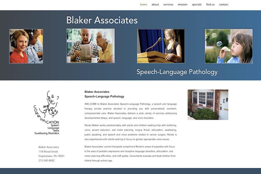 <center>Blaker Associates</center>