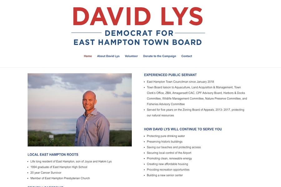<center>David Lys</center>