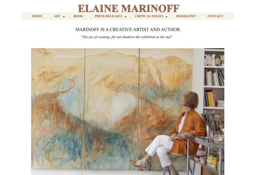 <center>Elaine Marinoff</center>