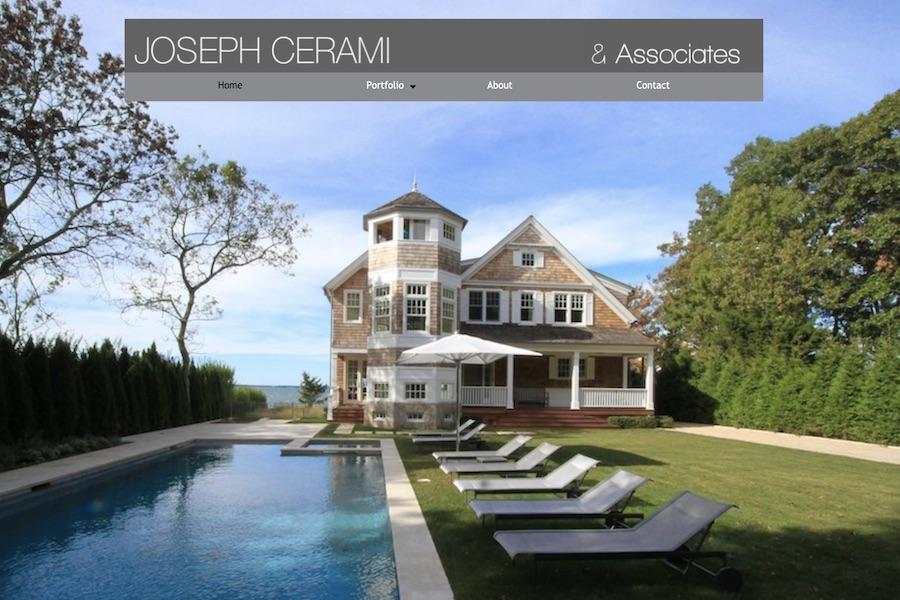 <center>Joseph Cerami & Associates</center>