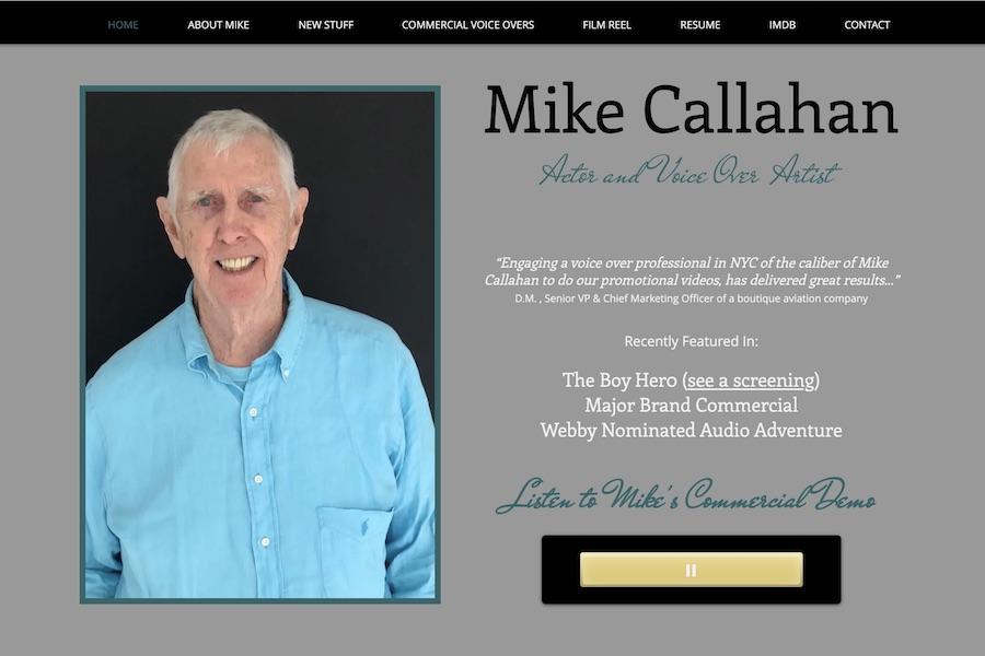 <center>Mike Callahan</center>