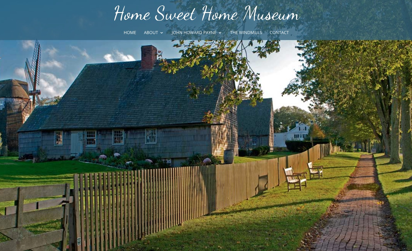 Home Sweet Home Museum